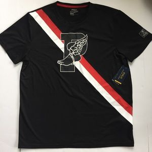 New Polo Ralph Lauren P Wing Shirt Size Large